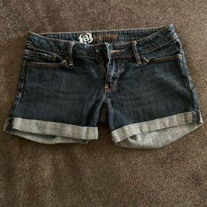 Bulkhead Jean shorts